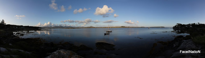 Ireland Panoramic - see it in the Gallery