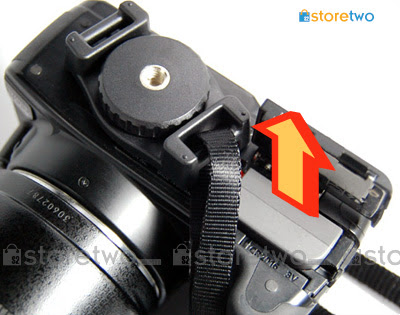 Hand Strap Grip for DSLR, SLR, Prosumer Cameras