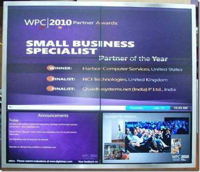 WPC Harbor SBSC