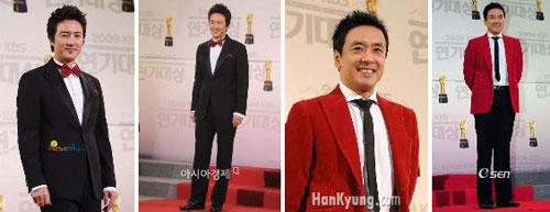 [สรุป] งานประกาศรางวัล KBS Drama Awards ประจำปี 2009