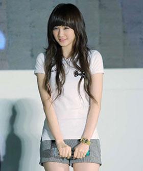Kang Min Kyung วง Davichi ประสบอุบัติเหตุทางรถยนต์