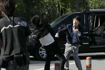 Lee Bum Soo ฟิตหุ่นเพื่อรับบท Hong Gil Dong