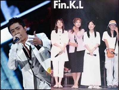 Eun Ji Won เกือบจะได้ออกเดทกับสมาชิก  Fin.K.L