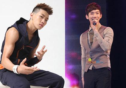 Jo Kwon เขียนข้อความถึง Hottests ลงใน Cyworld