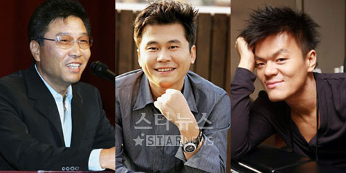 Park Jin Young อยากเอาชนะ Lee Soo Man และ Yang Hyun Seok