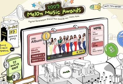 Melon Music Awards ประกาศรายชื่อผู้เข้าชิงรางวัลแล้ว