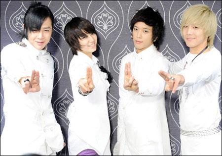 A.N.JELL กลับมารวมตัวกันเพื่อแสดงในงาน Drama Awards 2009 ของสถานี SBS