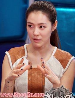 Park Ga Hee พูดถึงแฟนเก่าของเธอที่เป็นศิลปินเหมือนกัน