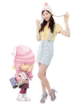 กันยายนนี้เตรียมพบกับ Taeyeon และ Seohyun ใน 'Superbad'