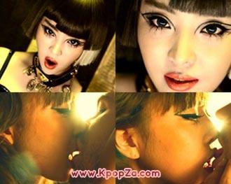 Narsha รับบทจูบเองในมิวสิควีดีโอ 'Mamma Mia'