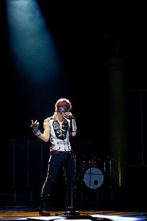 Daesung จัดคอนเสิร์ตร็อคใน What's Up