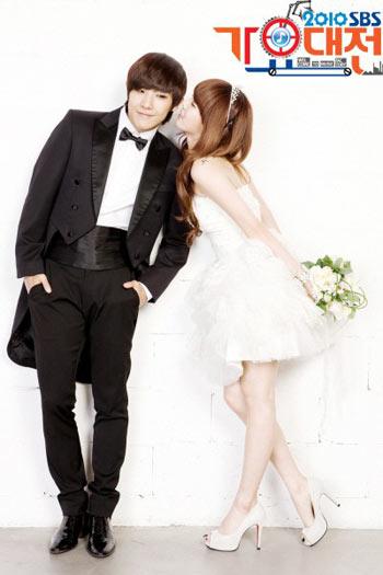 """MBLAQ & 4minute จะขึ้นแสดงด้วยกันในงาน """"2010 Gayo Daejun"""" ของสถานี SBS"""