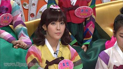 Hyomin วง T-ara พบรักแรกในเกมออนไลน์