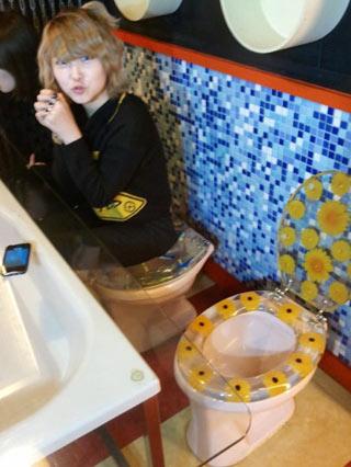 ภาพหลุดของสาว ๆ 4minute ในห้องน้ำที่ไต้หวัน
