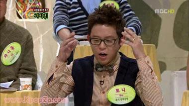 Tony Ahn เล่าว่า Moon Hee Jun เคยถูกแฟน ๆ เห็นตอนแก้ผ้า