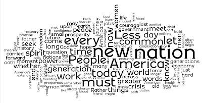 Wordle: Obama