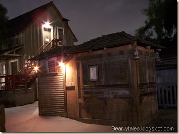 Knott's Ghost Town