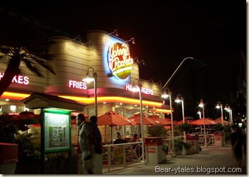 Knott's Johnny Rockets