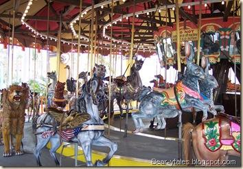 Knott's Fiesta Village - Dentzel Carousel