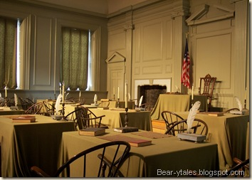 Knott's Independence Hall
