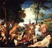 Tiziano - La Bacanal de los andrios