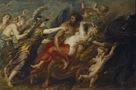Rubens - El rapto de Proserpina