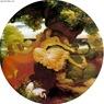 Lord Frederic Leighton, el  jardín de las Hespérides