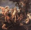 Maratti, Carlo - Apolo y Dafne