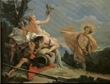 Tiépolo, Apolo y Dafne