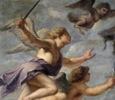 Jan Erasmus Quellinus, La persecución de las Harpías