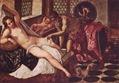 Tintoretto, Venus y Marte sorprendidos por Vulcano