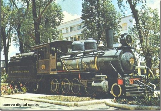 trem praça getulio