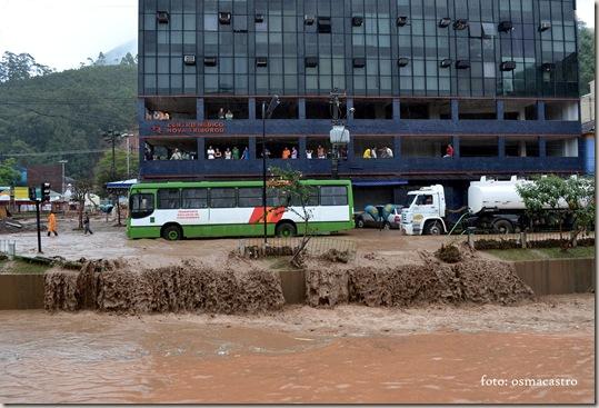 centro medico enchente
