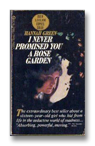 an analysis of i never promised you a rose garden by joanne greenberg I never promised you a rose garden, by joanne greenberg, is a description of a sixteen-year-old girl's battle with schizophrenia, which lasts for three years 721 words | 3 pages similar topics.