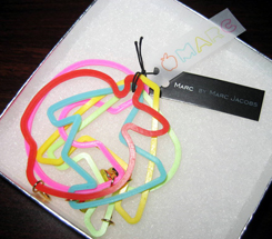 Silly Bandz, Trends, Marc Jacobs