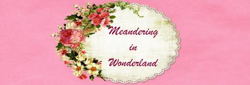 Meandering in Wonderland