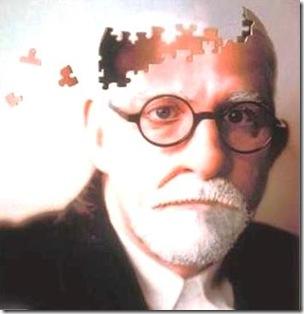 Sigmund Freud, médico neurologista  e fundador da psicanálise