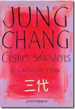 capa livro Cisnes Selvagens Três Filhas da China