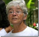 Doroty Stang, missionária assassinada em fevereiro de 2005, por defender o direiro à terra de famílias de pequenos agricultores.