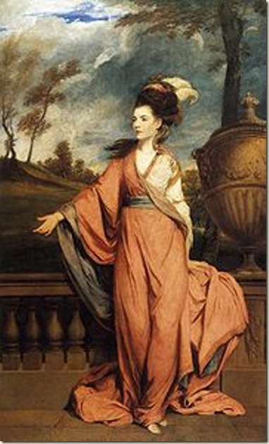 Jane, Condessa de Herrington, Reynolds, 1777