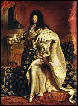 louis xiv rei de franç- histoblog