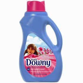 Ultra-Concentrated Downy Fabric Softener, 34 fl. oz., Source: Amazon.com