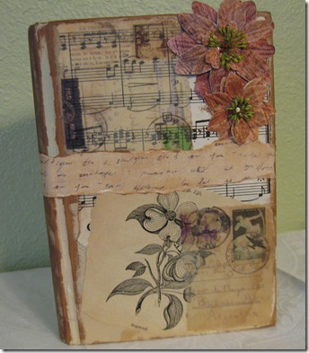 altered pocket book front cover