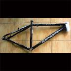 Bike Frame Da Bomb Rapid XC - Black