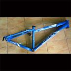Bike Frame Giant Iguana - Blue