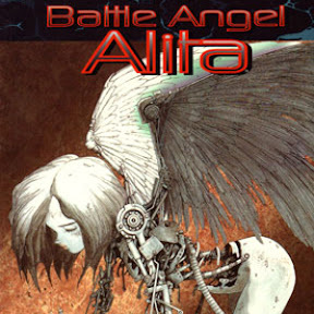 Manga Scan Battle Angel Alita [eng]