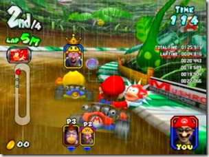 most fun online games mario kart wii