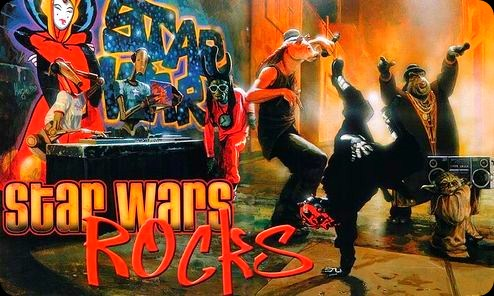 cool star wars photo breakdance