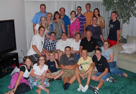 7-10 Family Lexie Taking