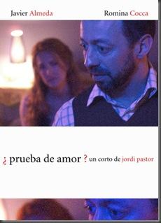 prueba amor poster